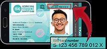 Studentrabatter i Sverige & utomlands med ISIC - International Student Identity Card