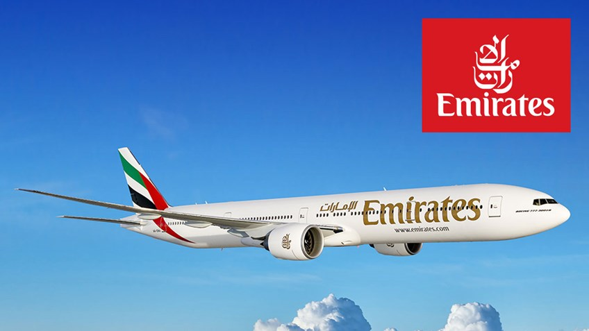 Emirates - Youth and Student flight ticket