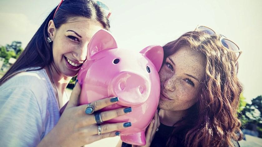 spara pengar utomlands