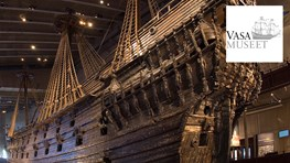 Discount on Vasa Museum