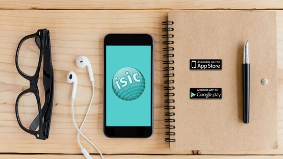 Download ISIC App!