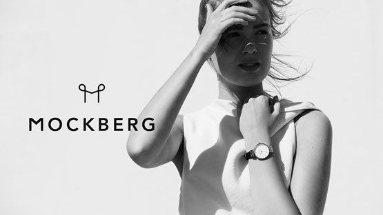 Swedish watch brand Mockberg