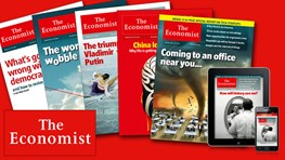Studentrabatt på The Economist