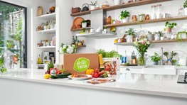 Student discount on HelloFresh meal kit